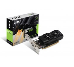 MSI NVIDIA GeForce GTX 1050Ti 4GT LP 4GB OC