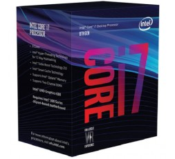CPU INTEL CORE i7-8700 (Coffee Lake) 3.2 GHz