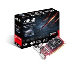 ASUS Radeon R7 240 OC edition 4GB GDDR5 low profile