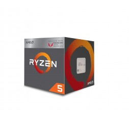 CPU AMD RYZEN 5 2400G (4 Core) 3.60 GHz
