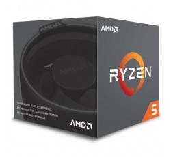 CPU AMD RYZEN 5 2600 (6 Core) 3.90 GHz