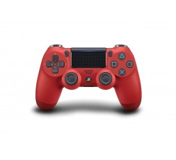 DUALSHOCK 4 CONTROLLER WIRELESS MAGMA RED V2