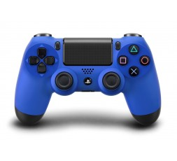 DUALSHOCK 4 CONTROLLER WIRELESS WAVE BLUE V2