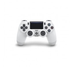 DUALSHOCK 4 WIRELESS CONTROLLER GLACIER WHITE V2