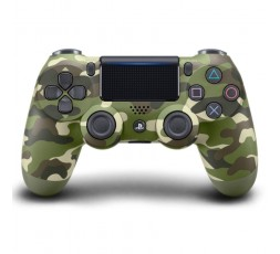 DUALSHOCK 4 WIRELESS CONTROLLER GREEN CAMOUFLAGE V2