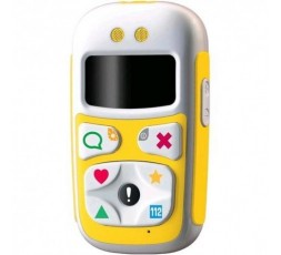 BABY PHONE U10 GIALLO