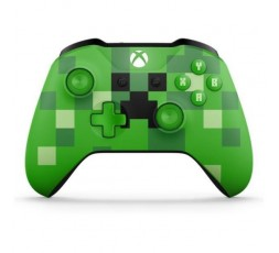 GamePad XBox One Minecraft Creeper